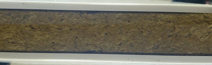 Rock wool panel M0 - Conservatory NOVATOIT® FILLING