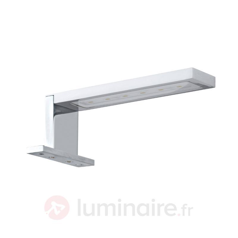 Lot de 2 appliques miroir Imene II avec LED - Salle de bains et miroirs