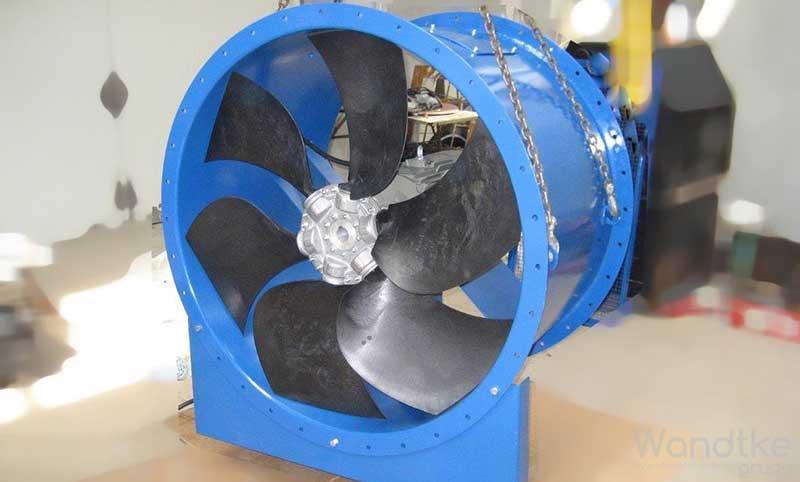 Industriella fans -