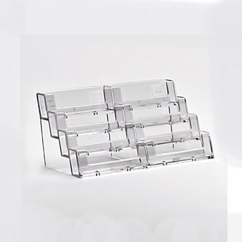 Standaard displays voor documenten - Taymar® gamma: visitekaarthouder: 8BC93
