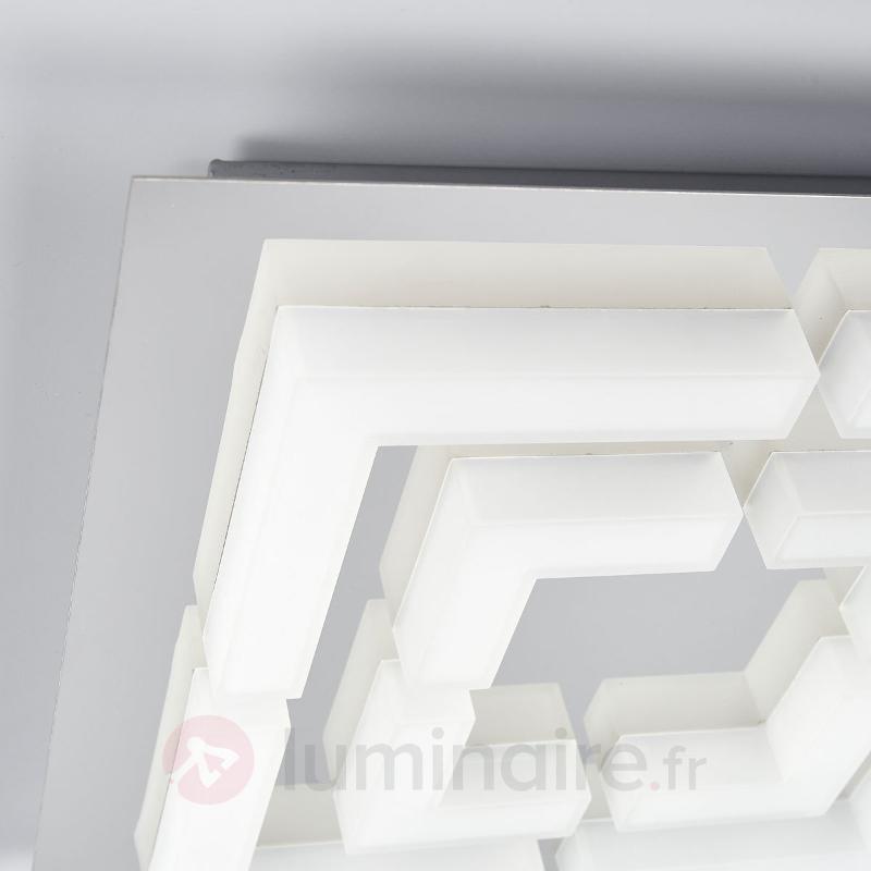 Plafonnier LED de salle de bain lumineux Rhea - Salle de bains