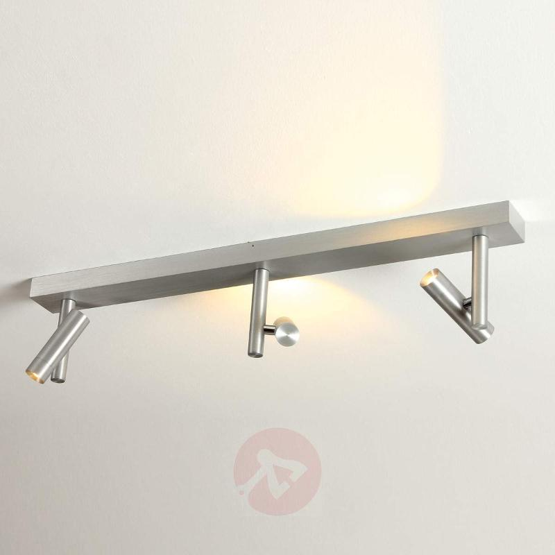 Designer ceiling light stage LED 3-bulb. - Ceiling Lights