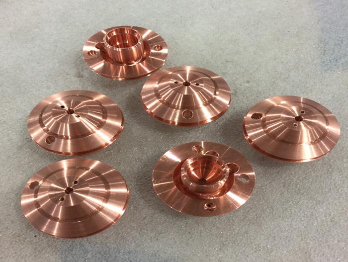 Medical Copper parts precision machining inc - null