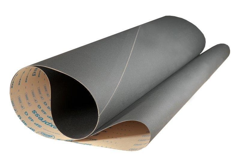Segmentband für Holz SP48G panel express - Körnungen: P60, P80, P100, P120, P150, P180, P220