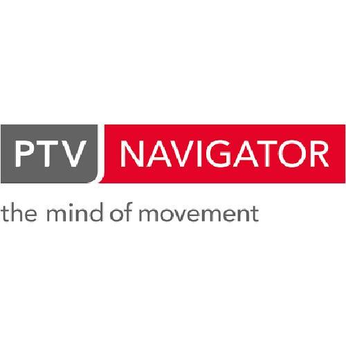 PTV Navigator - Logiciel de navigation professionnel poids lourds