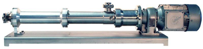 Food pump 3VMP36 / positive displacement pump / 65 ml/U  - Volumetric dosing unit / for fluids