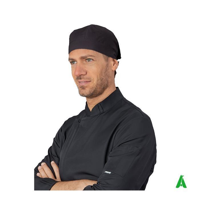 Bandana da cucina ricamata - Bandana da cuoco con logo