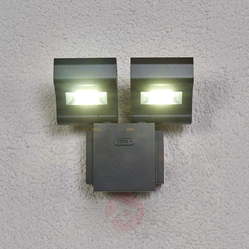 Innovative outdoor lamp Noxlight LED Spot 2x8 - Outdoor Wall Lights