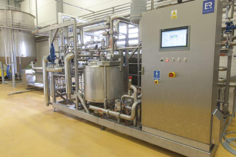 Aseptic Filtration System MONA | ACB elimination - compact device for Alicyclobacillus (ACB) spores elimination