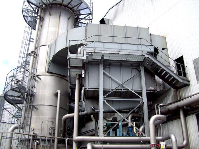 Rauchgaskondensator