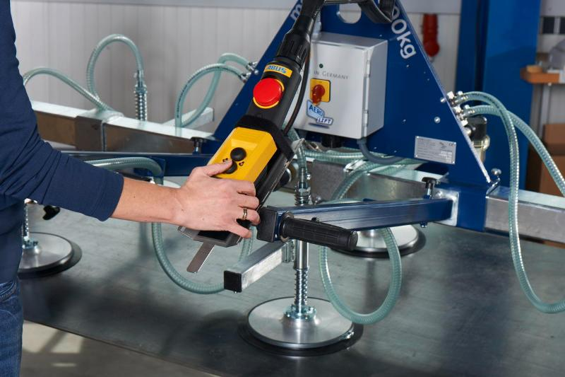 Options for vacuum lifting devices - null