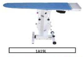Table de repassage aspirante - chauffante - sans chaudière 1A19L