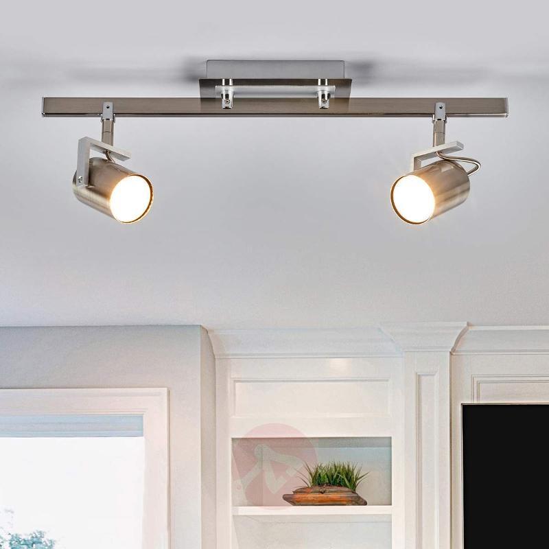 Morea - 2-bulb LED spotlight - Ceiling Lights