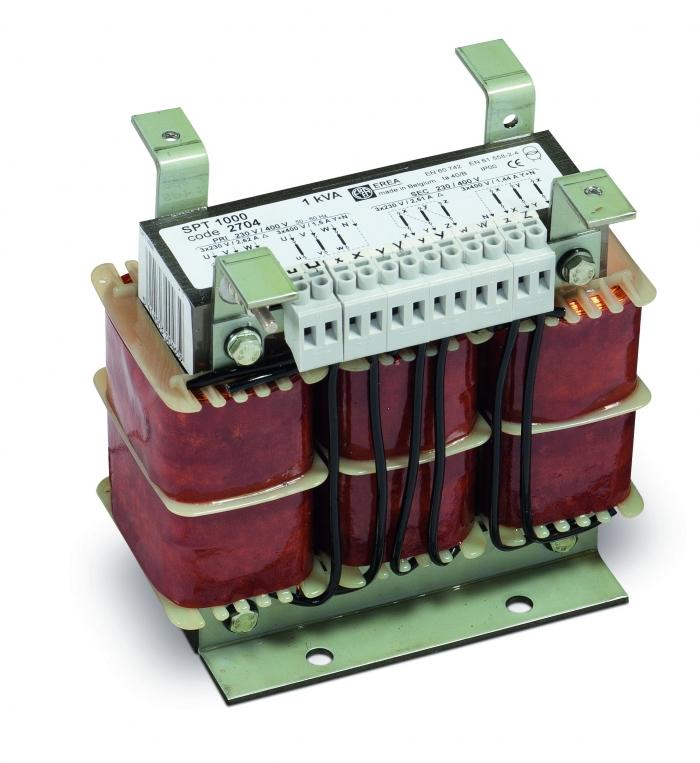 Dreiphasen Transformatoren - SPT1000