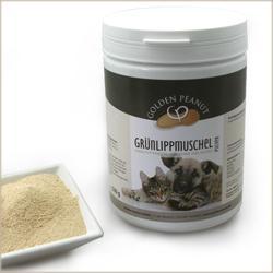 Grünlippmuschelpulver für Hunde und Katzen - Einzelfuttermittel für Hunde