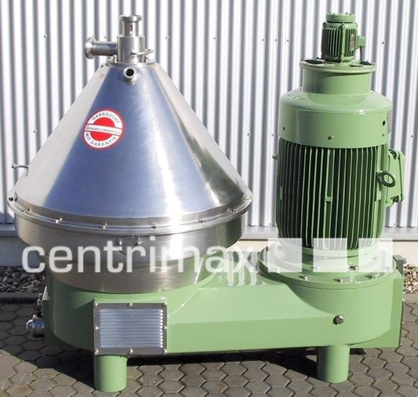 GEA Westfalia Separator Self-cleaning disc centrifuge - HSA 200-36-777
