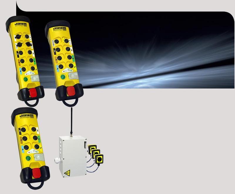 Industrial remote - UD