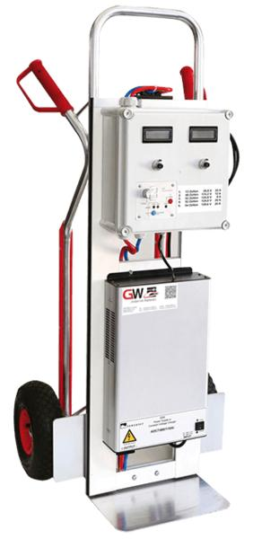 Accessories for rail vehicle batteries from GW... - null