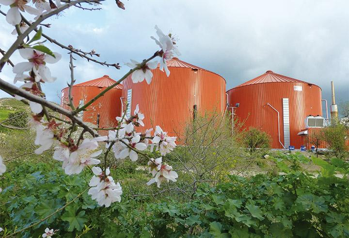 Anaerobic Digestion & Biogas - SYSTEM SOLUTIONS
