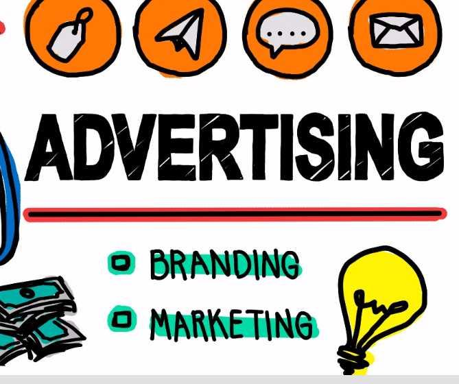 Advertising Services - Advertising planning and buying