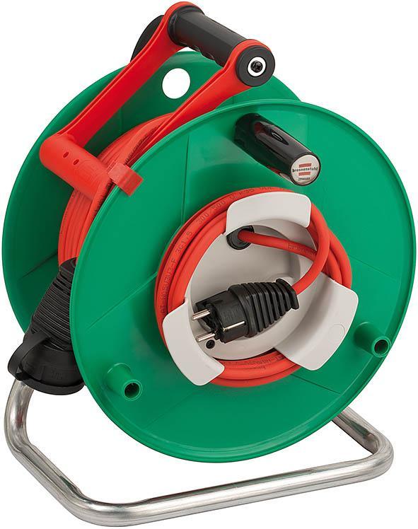Garant G Bretec IP44 garden cable reel 48 + 2m - null