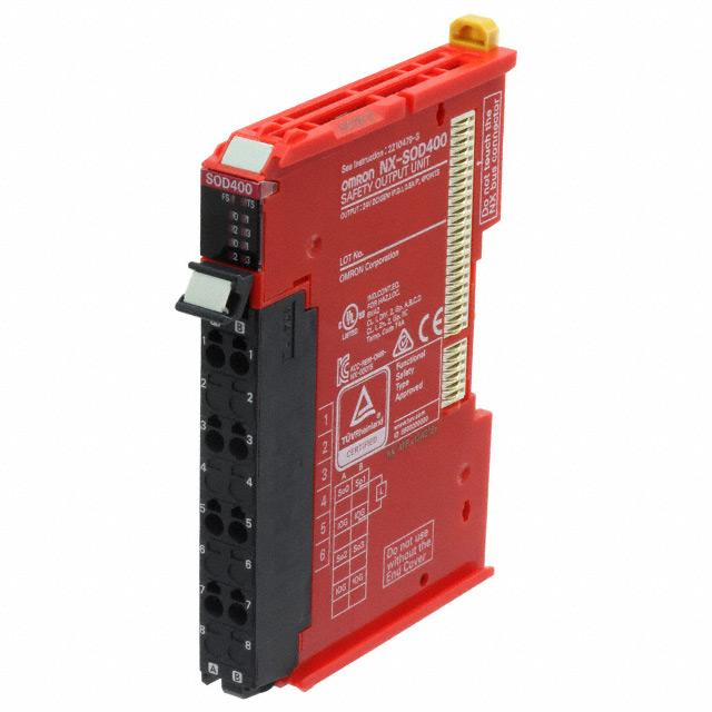 CONTROL SAFETY GEN PURPOSE - Omron Automation and Safety NX-SOD400