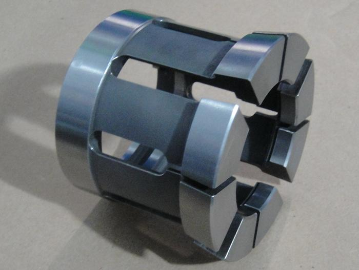 CNC machined parts Stainless steel parts - null