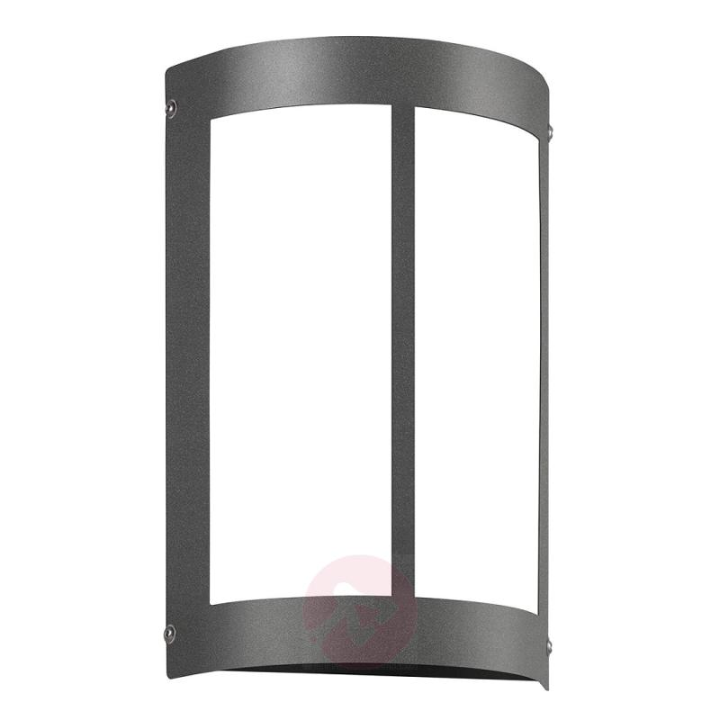 Elegant outdoor wall light Aqua Marco Anthracite 2 - outdoor-led-lights