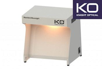 Knight Optical's Monochromatic light units for optical flats