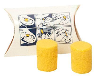 Tenues Accessoires - BOUCHONS ANTI-BRUIT PVC - BOITE DE 250