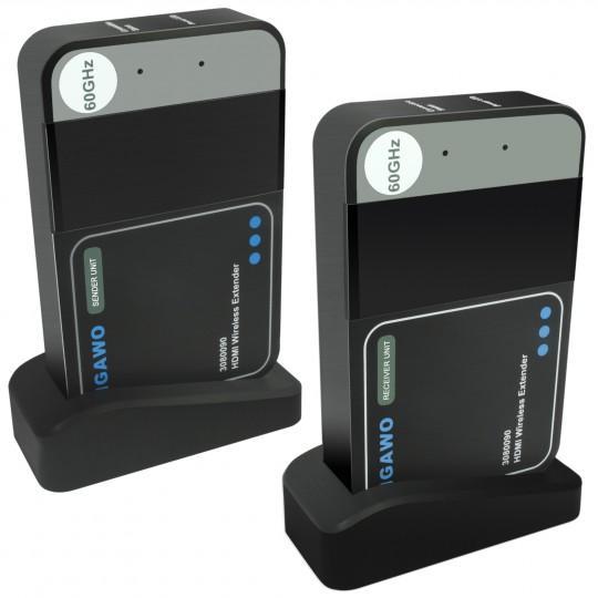 Ligawo ® 3080090 HDMI Extender 30m wireless bis FullHD 3D 6