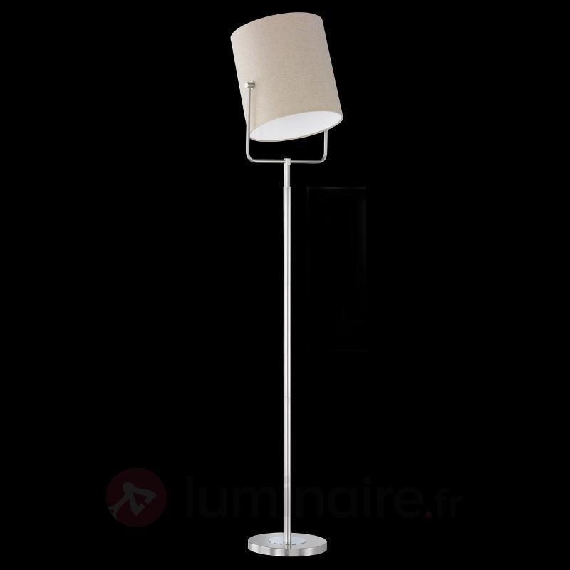 Lampadaire réglable Ace - Lampadaires en tissu