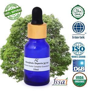 Ancient healer Camphor oil 15 ml - Camphor essential oil