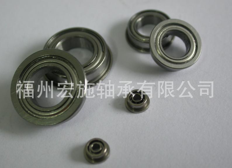 Metric MR Series Bearing - MR137ZZ-7*13*4