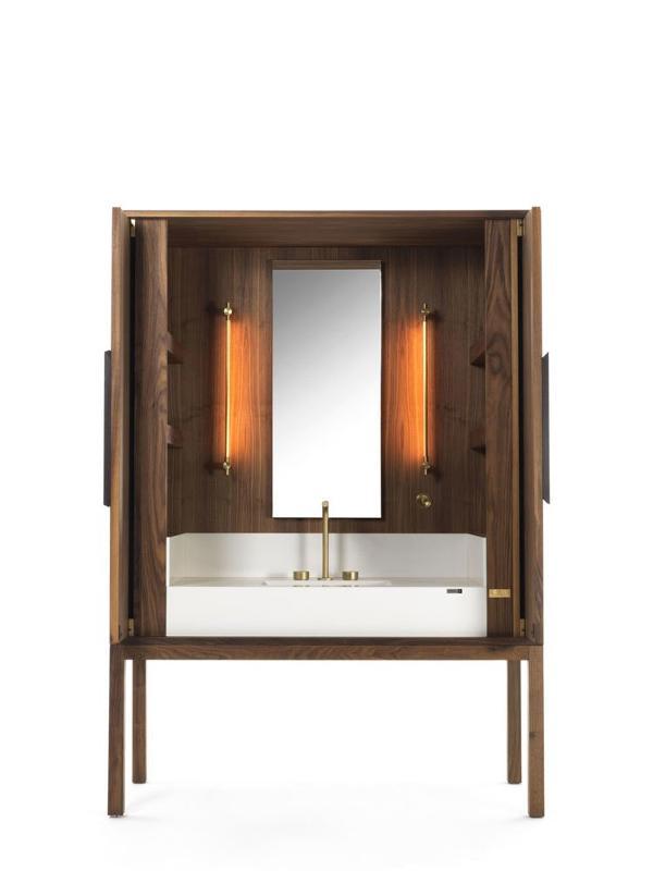 Composizione Dekauri - Arredo bagno