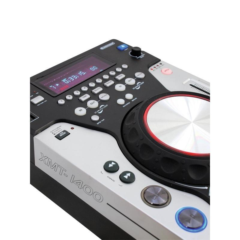 CD-Player Tabletop - Omnitronic XMT-1400 Tabletop-CD-Player
