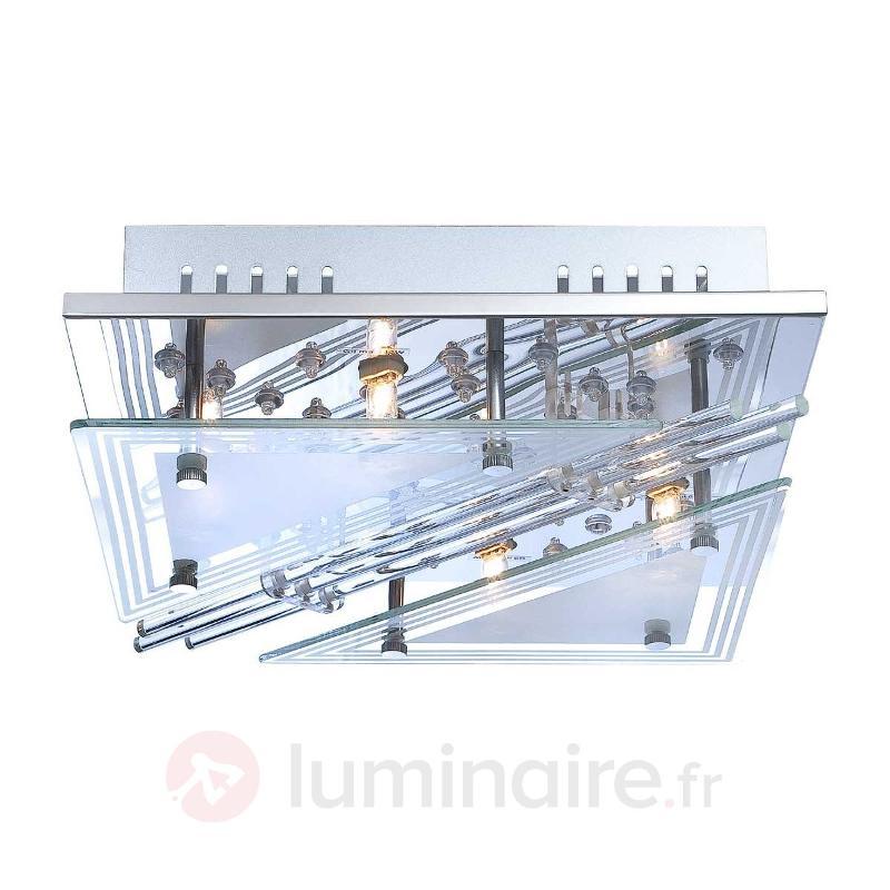 Plafonnier LED SPINOSA moderne - Plafonniers LED