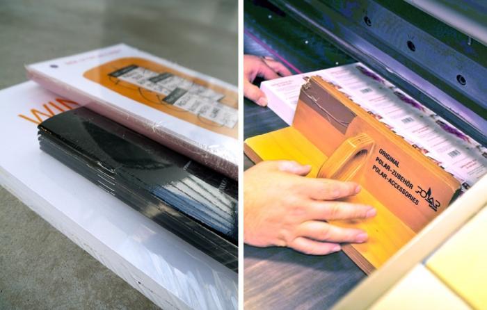 Façonnage - faconnage emballage decoupe production