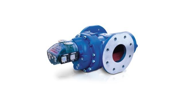Compteurs de gaz à pistons rotatifs - null