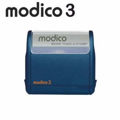 Pieczątka Modico 3 - Pieczątki flashowe Modico wyrobione online w sklepie e-pieczatki24.pl