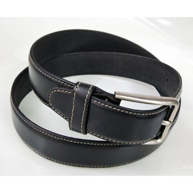 Leather belt  - Leather belt for men