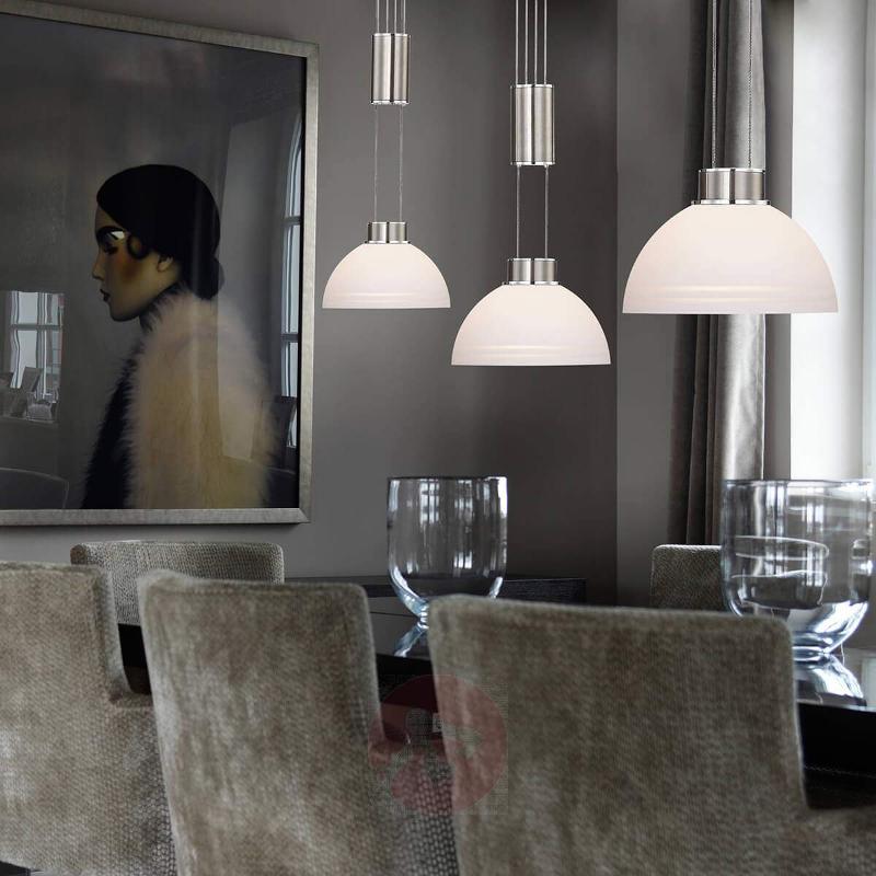 Class triple-adjustable LED hanging light - Pendant Lighting