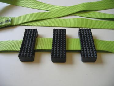 Hoes PVC + weefsel - null