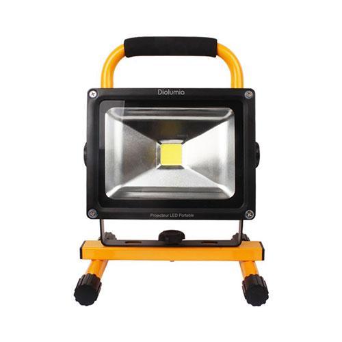 Projecteurs LED rechargeables
