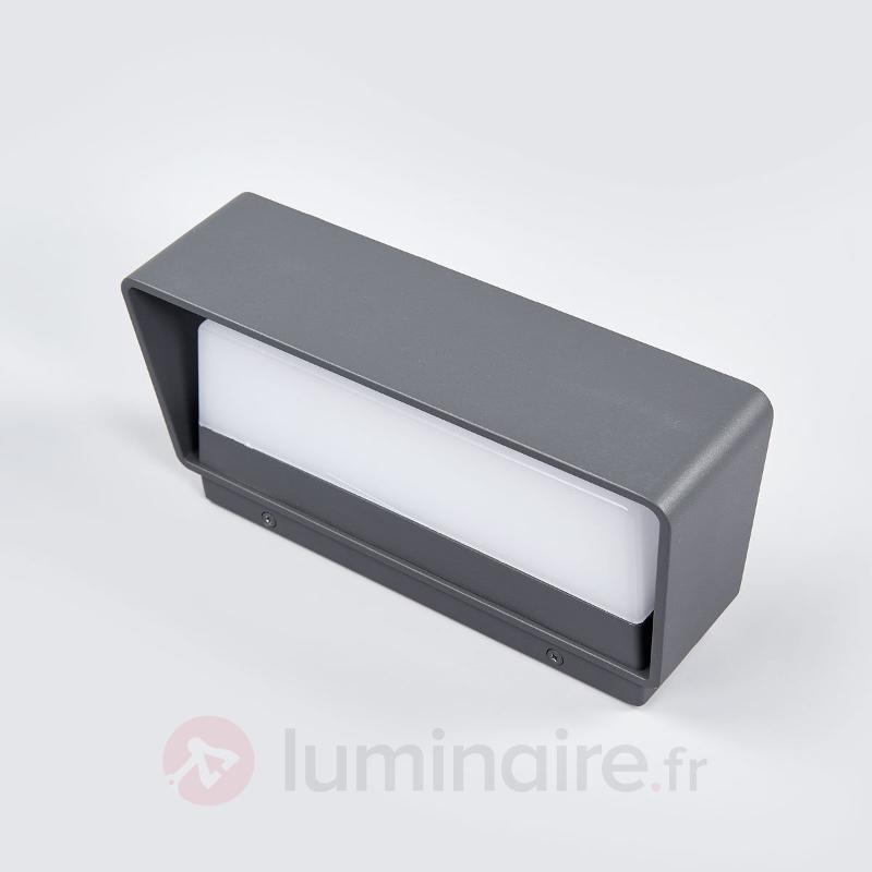 Applique LED Logan pour extérieur IP65 - Appliques d'extérieur LED