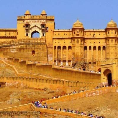Triangle d'Or avec Varanasi et Khajuraho -  Tour de l'Inde - Durée: 11 jours / 10 Nuits | Destinations: Delhi - Jaipur - Agra - Orchha - Khaj