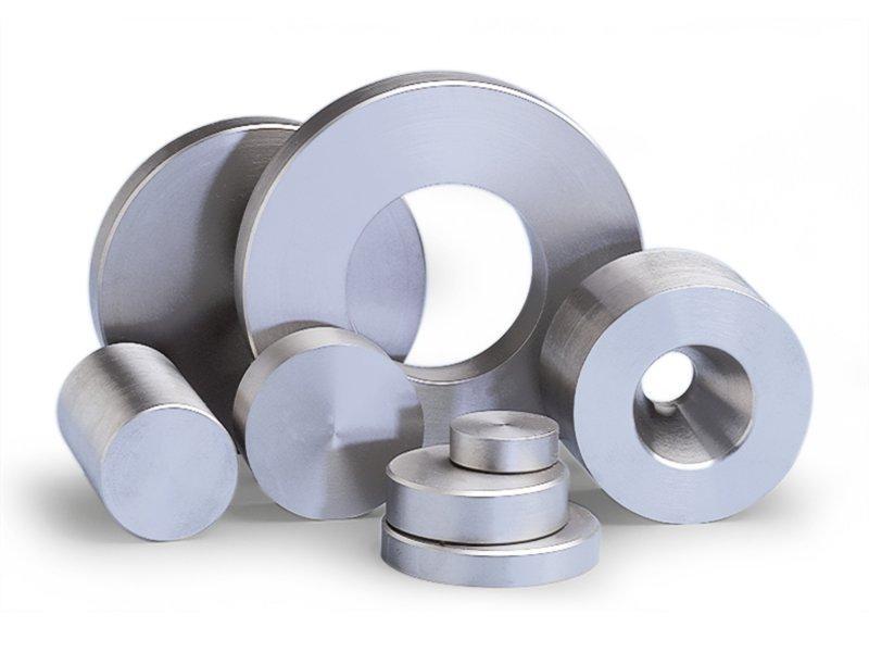 用于挤压模具的MHC插件 - 用于有色金属挤压的MHC插件
