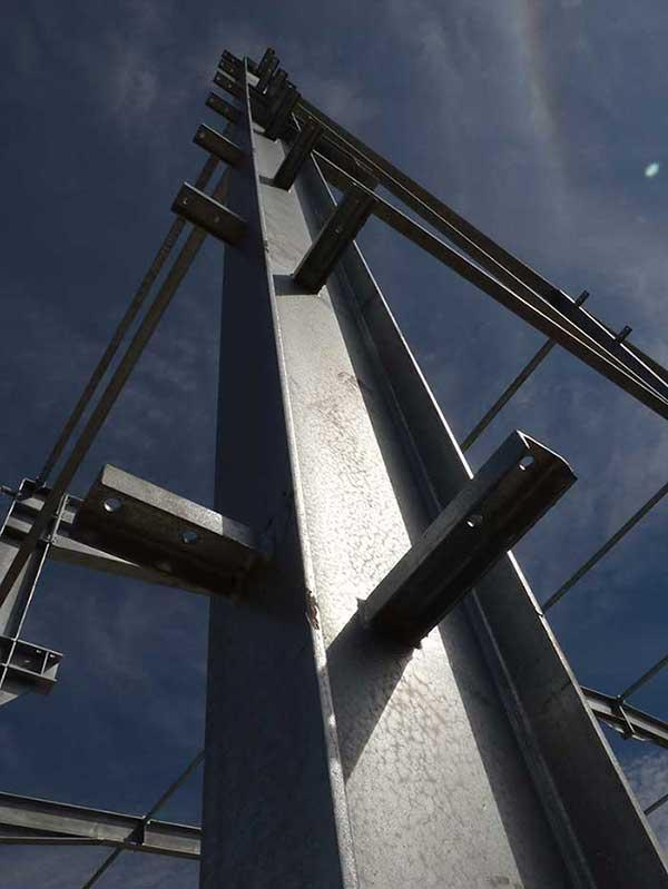 Konstrukcje stalowe -