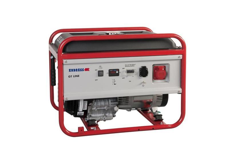 POWER GENERATOR for Professional users - ESE 606 DRS-GT