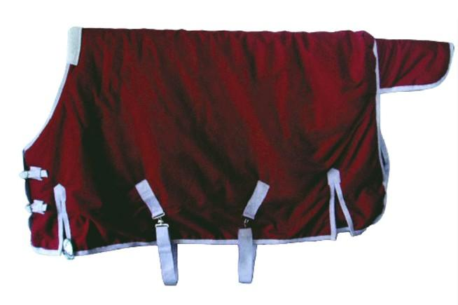 fabric,nylon liner and polyester filling horse rug/clothes  - Horse Net Rugs; Horse Blankets Horse Rugs
